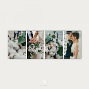 Facebook Cover Template for Wedding Photographers