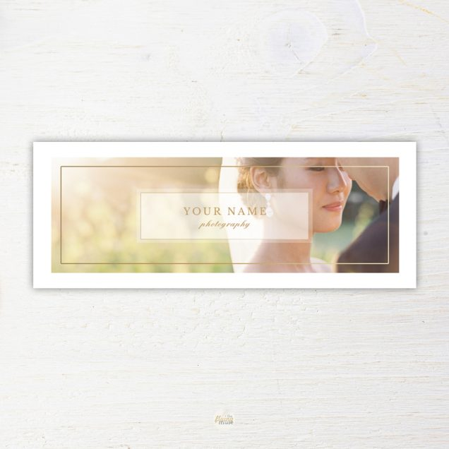 Facebook Timeline Cover for Wedding Photographers