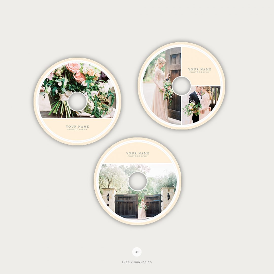 Wedding DVD Templates for Photographers